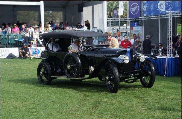 1913 Mercedes-Benz