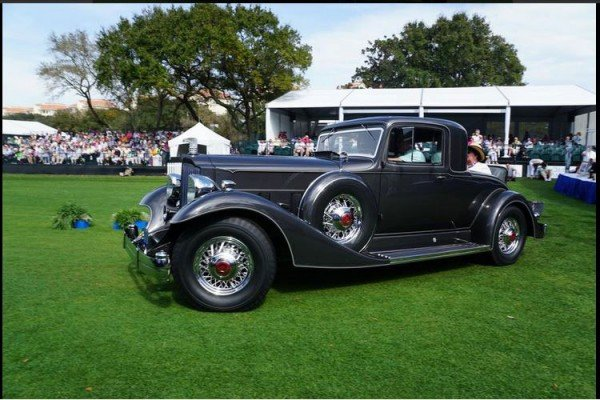 1933 Packard 1005 Coupe
