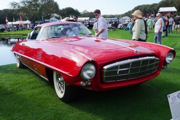 1954 DeSoto Adventurer II