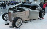 "1932 Ford Roadster ""Deuce Flyer"" made the Great 8 at the 2015 Detroit Autorama"