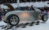 Al Nagele's Deuce Flyer 1932 Ford Roadster