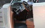 Al Nagele's Deuce Flyer 1932 Ford Roadster interior