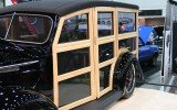 1937 Ford Woodie Wagon Carbon 14