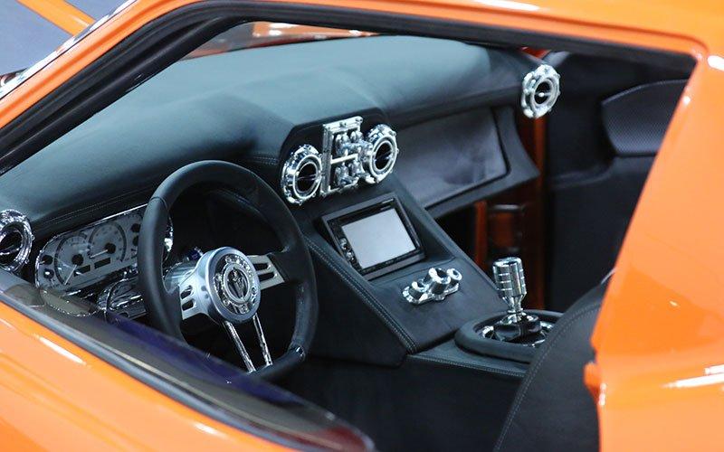 1972 Mustang; 1972 Mustang; 1972 Mustang Interior ...
