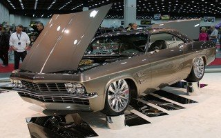 Chip Foose 1965 Chevy Malibu