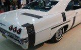 Chip Foose 1965 Chevy Impala  sample car shows where body mods were made
