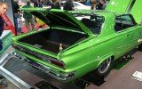 1965 Dodge Dart SL65 from the rear