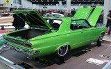1965 Dodge Dart rear view