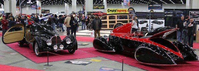 Bugnaughty in the photo gallery of 2015 Detroit Autorama show cars