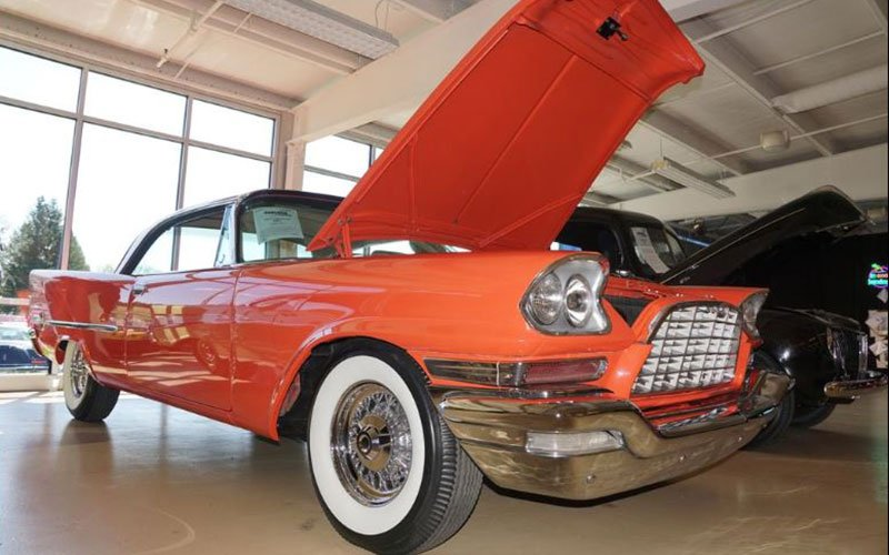 1960 Chrysler 300C Hardtop