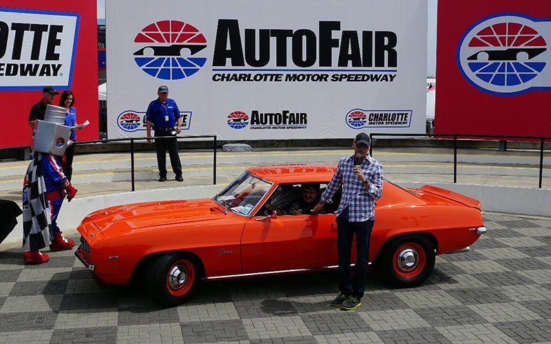 Spring Charlotte Autofair - Charlotte motor speedway events car show