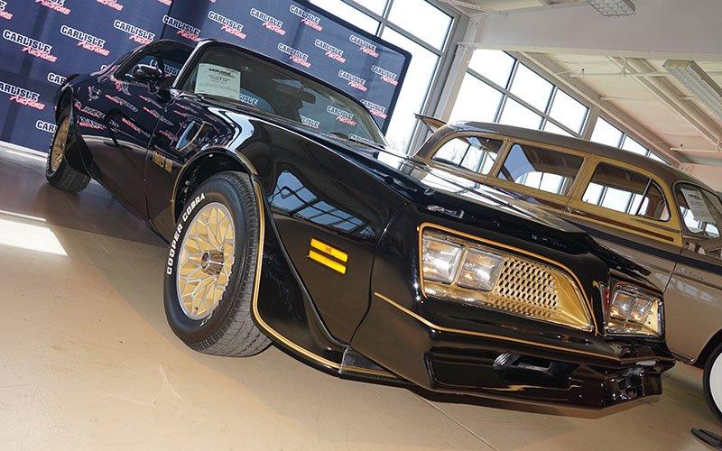 Reynolds Bandit Trans Am at 2015 Spring Carlisle Car Show