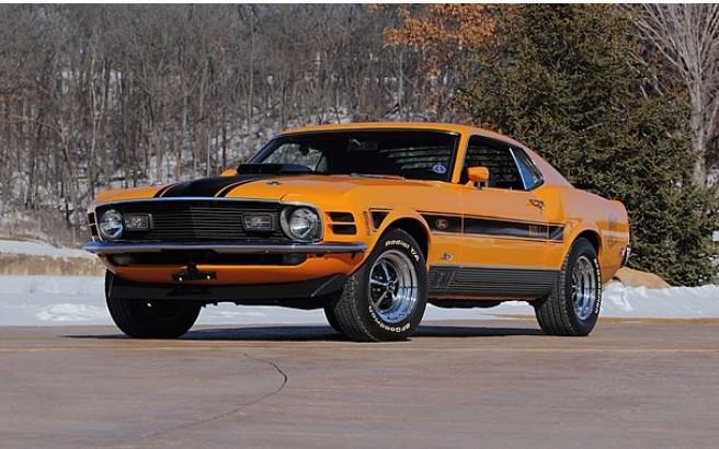 1970 Mach 1 Twister Special