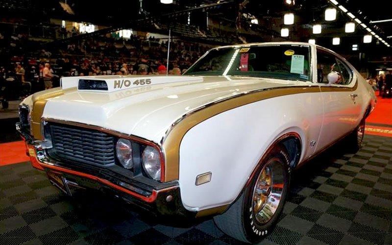 1969 Hurst Oldsmobile