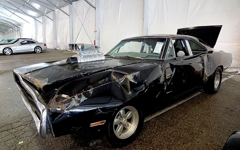 Vin Diesel '69 Dodge Charger from the first Fast and Furious movie