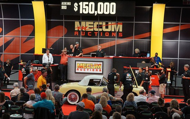 Indy 2015 Spring Classic Auction