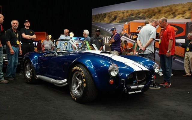 1965 Shelby 427 Cobra sells for $1,000,000