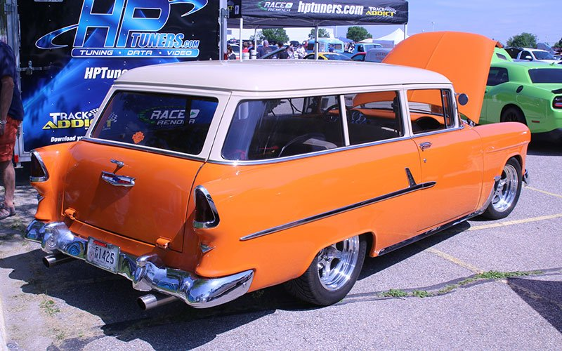 1955 Chevy 2-Dr Wagon