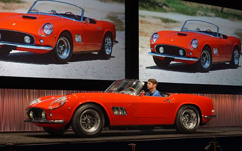 Gooding & Company Auction at Pebble Beach Concours Week Auctions