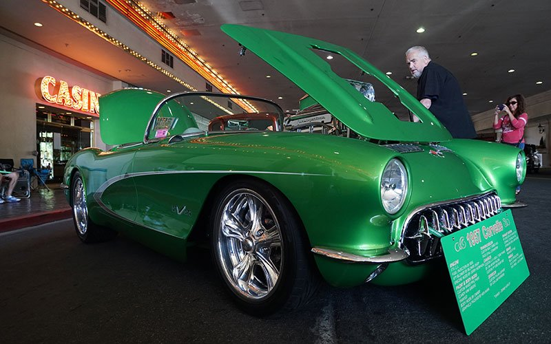 1957 Corvette Pro Street