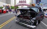 Blown Chevy under Reno Arch