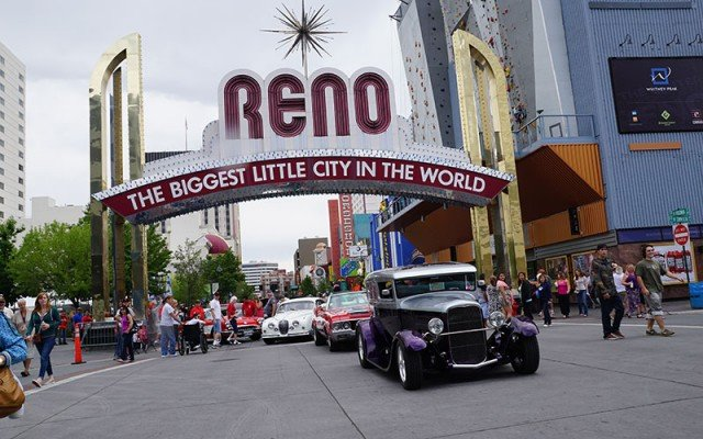 Hot August Nights in Reno, Nevada