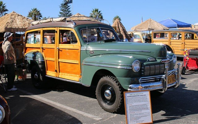 1947 Mercury Marmon-Herrington 4X4 conversion, one of only five built