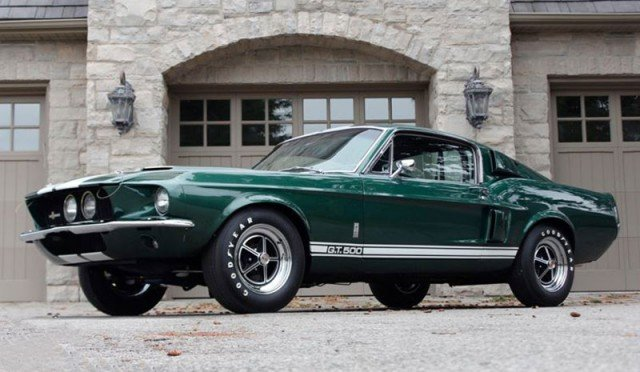 1967 Shelby GT500 for sale at Legendary Motorcar Co