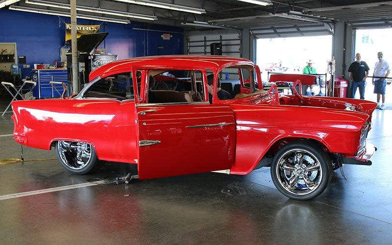 1955 Chevy Bel Air 2015 Dream Build
