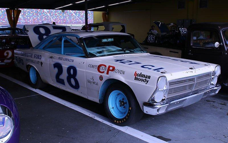 Fred Lorenzen 1967 Ford Fairlane R Code 427