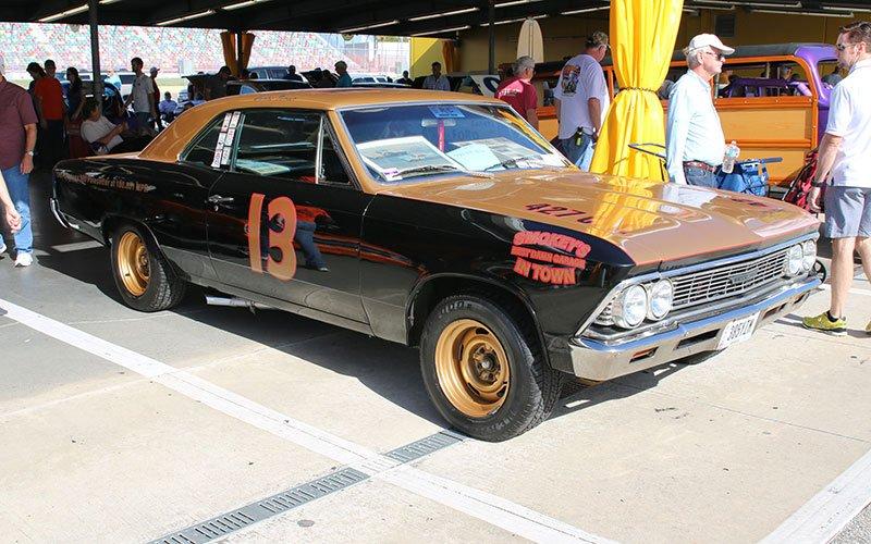 Smokey Yunick's 1967 Chevelle 427