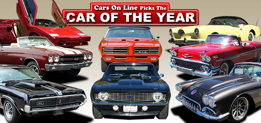 Car of the Year 2015 photos
