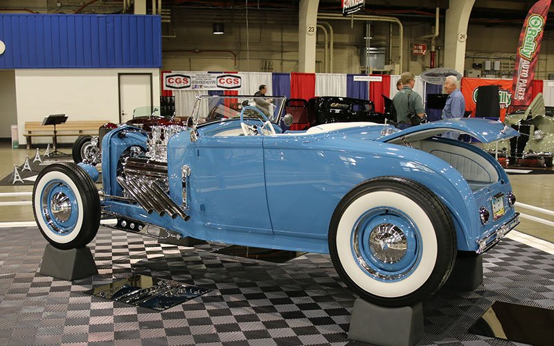 1932 Ford Highboy Roadster Archives Classicar News