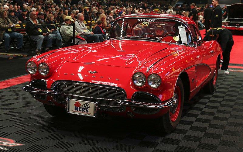 1961 Corvette Fuelie Big Brake