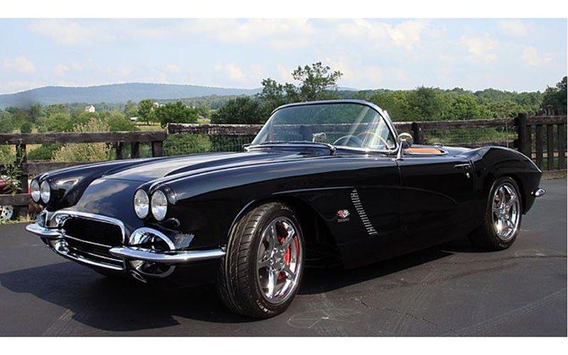 1962 Resto Mod Corvette