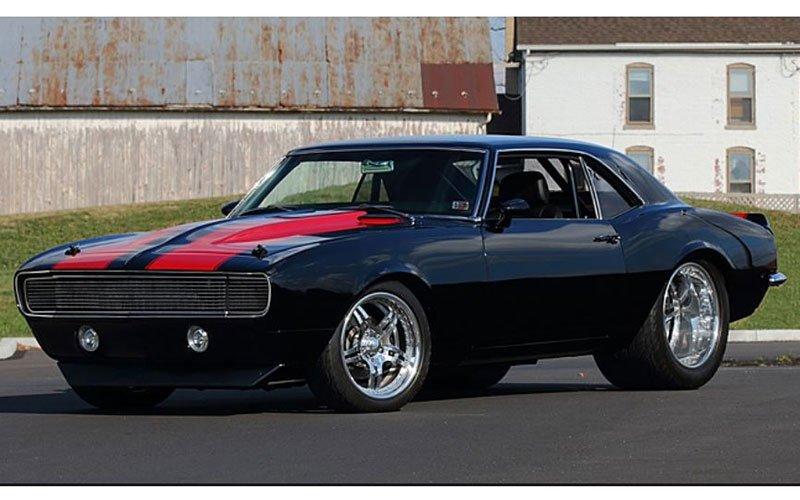 1969 Camaro Pro Touring