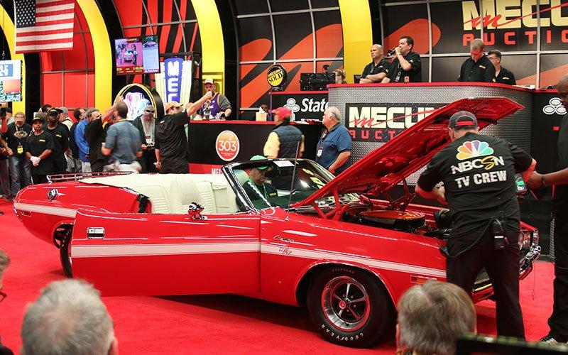 Mecum Auction Kissimmee 2016