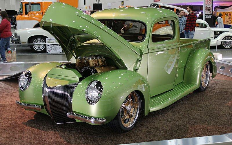 top show cars at 2016 Detroit Autorama