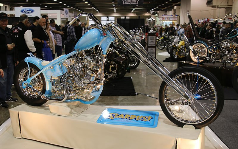 Grand National Roadster Show Top Cars