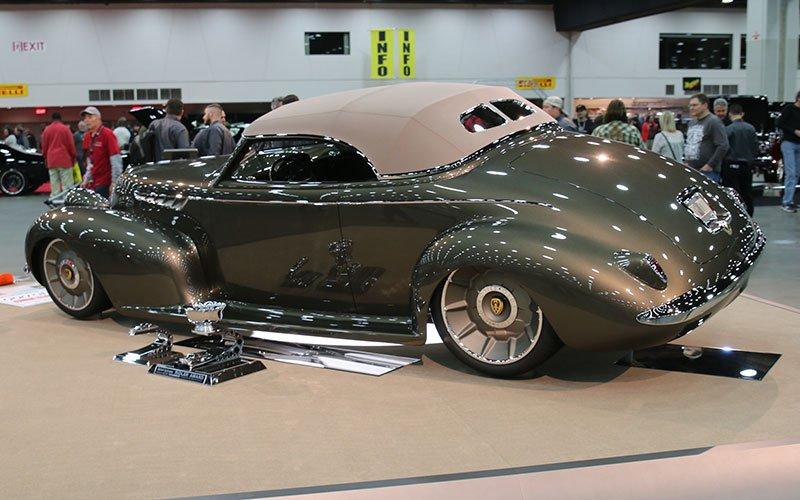 Riddler Car Show
