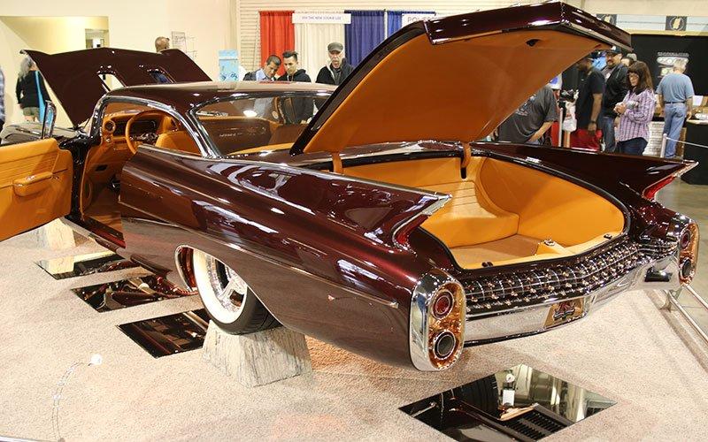 Long Beach Autorama Car Show Nd Year
