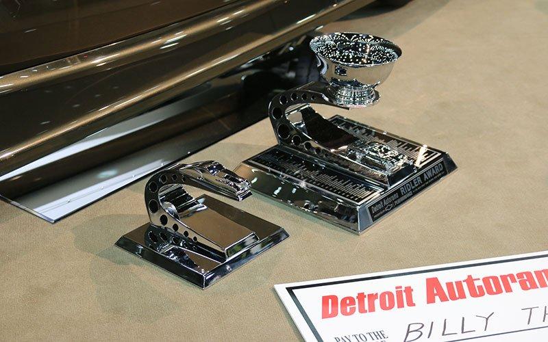 2016 Detroit Autorama Ridler Award winner