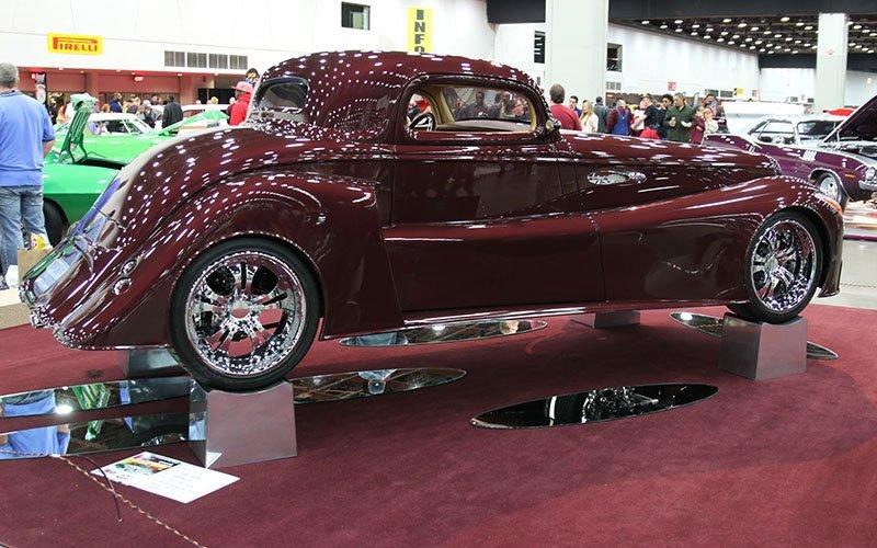 "Top Show Cars 1933 ""Karma"" Ford Custom"