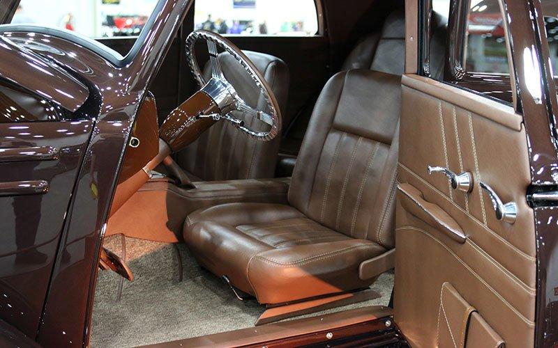 1952 Mercedes-Benz 170S wins Great 8 at 2016 Detroit Autorama