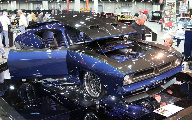X-Boss 1976 Ford Falcon Australian Street Machine