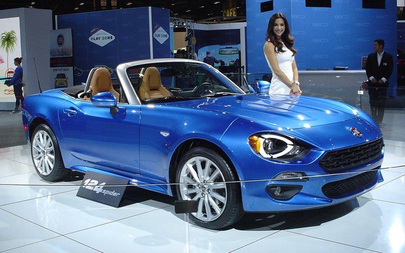 Chicago Auto Show ClassiCar News - Car show chicago today