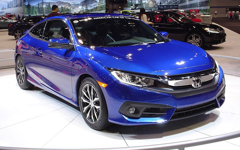 chicago-auto-show-honda-civic