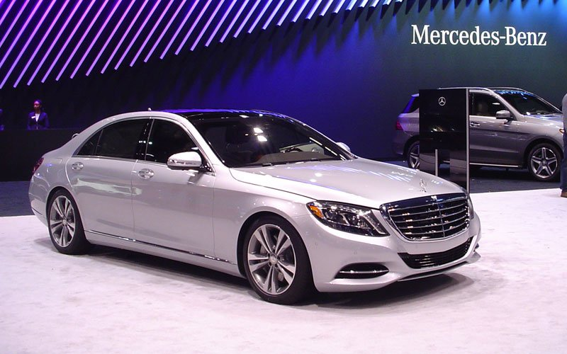 chicago-auto-show-mercedes-benz