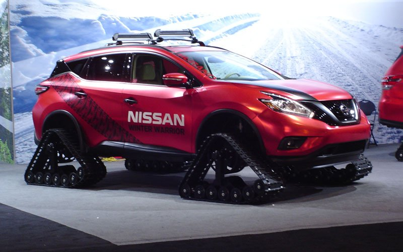 chicago-auto-show-nissan-murano-winter-warrior