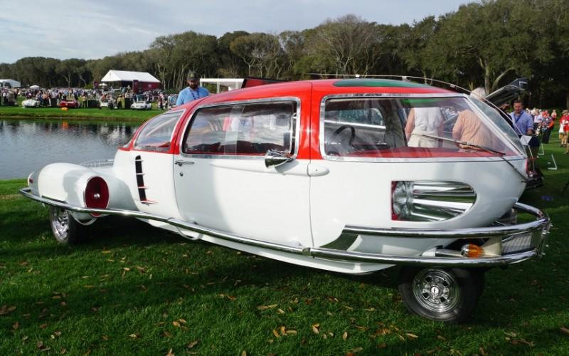 2016 Amelia Island Concours Concept Car